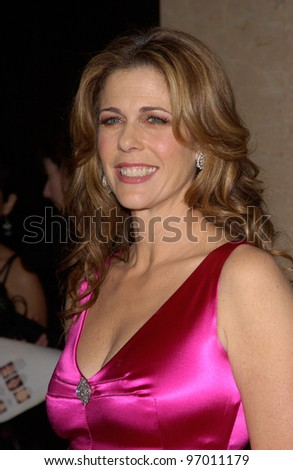 Nov 12, 2004; Beverly Hills, CA: Actress RITA WILSON at the 19th Annual American Cinematheque Award Gala honoring Steve Martin at the Beverly Hilton Hotel, Beverly Hills, CA.