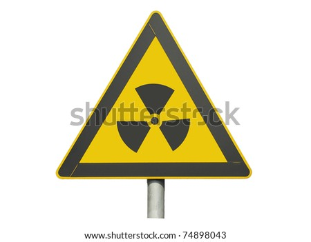 nuclear - stock photo