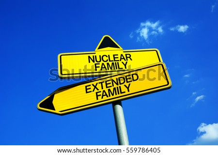 nuclear extended family