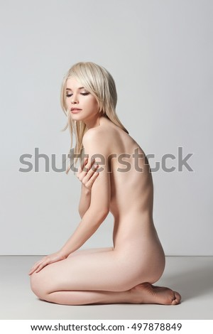 Photo woman Blonde sexy