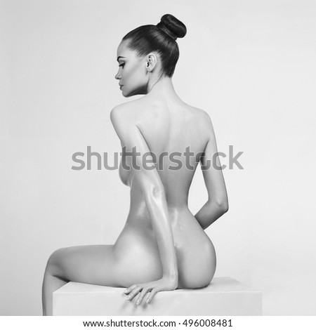 Nude sexy woman. Perfect naked body of sexy lady. Beautiful woman shows her nude body. Perfect booty of nude woman. Sexy nude brunette with beautiful booty. Naked body of sexy lady. Wet nude body.