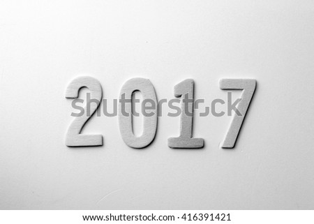 Number of calendar in each year