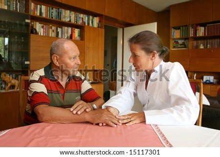 nurse - stock photo