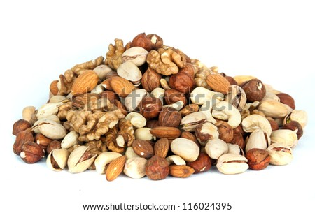 Nuts Mixed