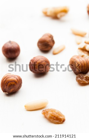 Nuts/Nuts - stock photo