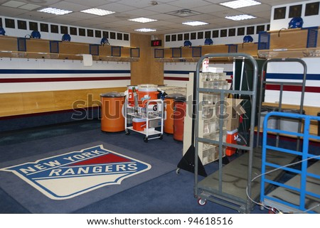 New York Rangers Stock Images Royalty Free Images Vectors Shutterstock
