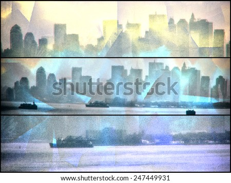 NYC - stock photo