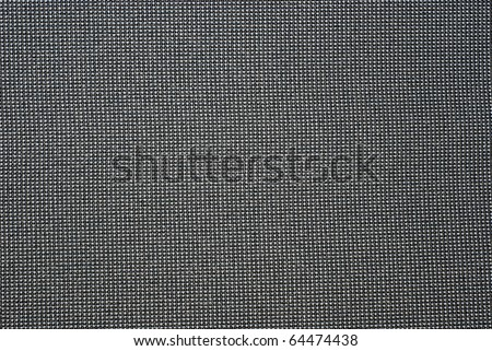 Nylon texture - stock photo