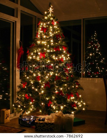 O' Christmas tree - stock photo