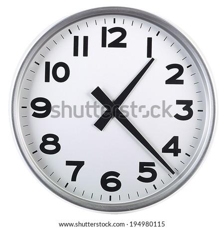 O'clock - stock photo