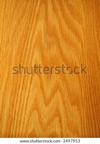Oak wood background - stock photo