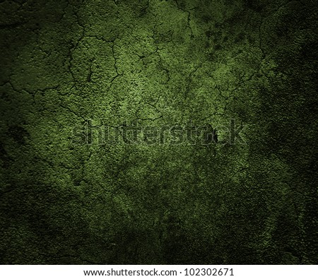 Oak Wooden Room Background - stock photo
