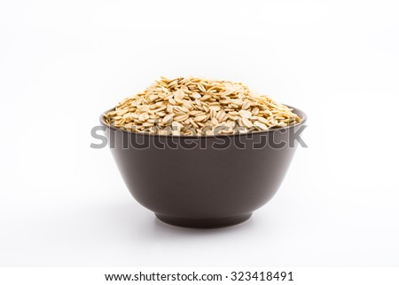 oat - stock photo