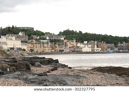 Oban - Argyll and Bute - Scotland