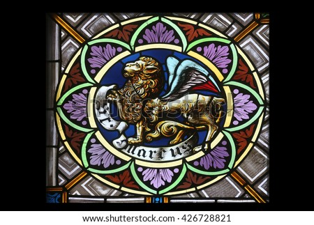 St Mark The Evangelist Stock Images Royalty Free Images Vectors