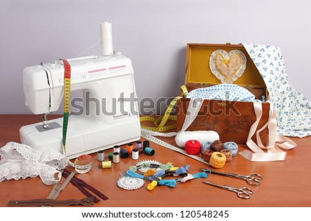 Objects and helpful own a sewing amateur for various sewing jobs