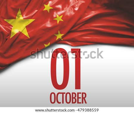 October 01, Chinese Independence