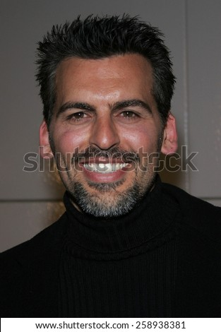 "Oded Fehr attends The DreamWorks SKG Premiere of ""Match Point"" held at The LACMA in Los Angeles, California on December 8, 2005."