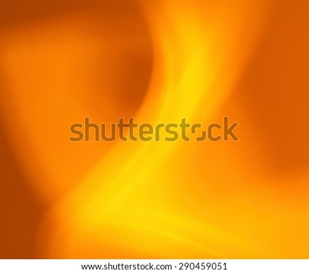 Of light trace abstract - stock photo