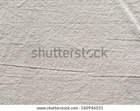 off white fabric texture useful as a background
