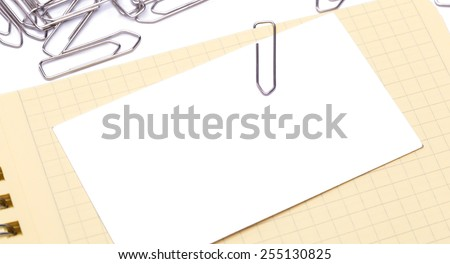 office accessories - stock photo