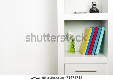 office cabinet - stock photo