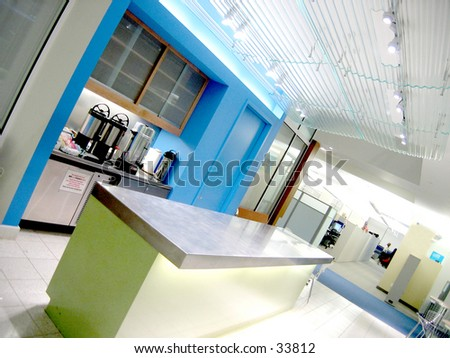 Office cafeteria 2 (2 of 3 Photo) - stock photo