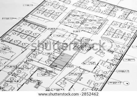 Office Floorplan