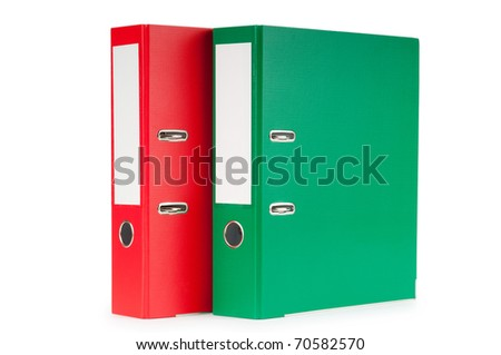 Office Folders Stock Photos, Royalty-Free Images & Vectors ...