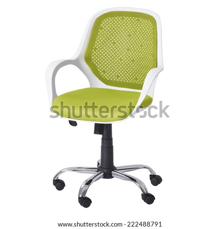 office furniture, chairs, tables and others. - stock photo