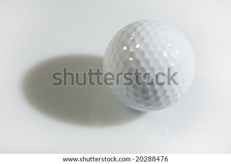 Office golf - golf ball