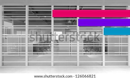 office interior concept - stock photo