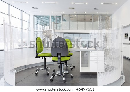 Office interior   *** Local Caption *** - stock photo