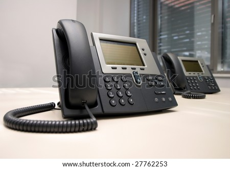 office phones in the workplace