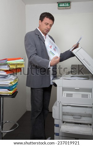 Office printer...