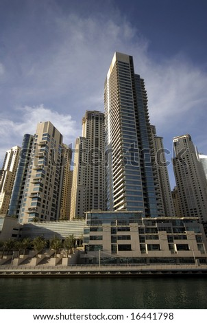Office & Residential Lakefront Towers In Dubai