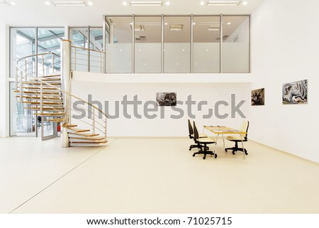 Office room - stock photo
