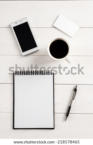Office Desk Stock Photo Shutterstock
