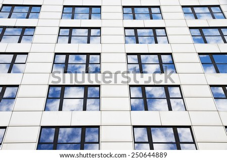 office windows