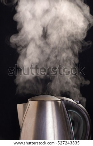 Often Kettles are too Full & More Water is Boiled than Used