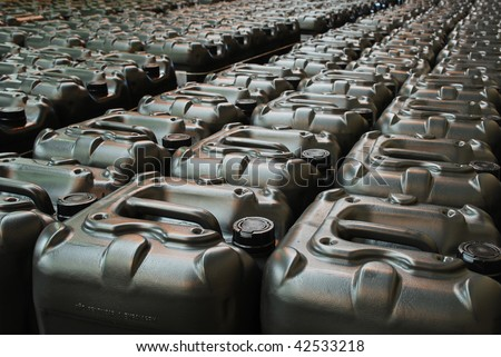 oil - stock photo