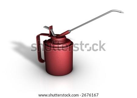 oil can 3d stock illustration 2676167 shutterstock
