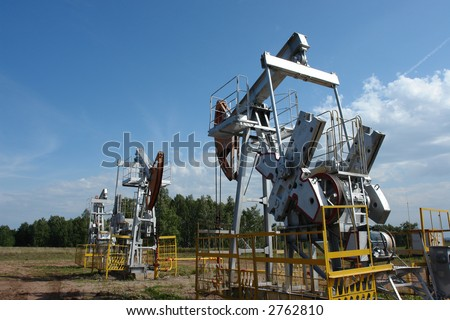Oil-extracting installation
