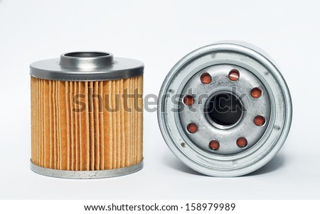 Oil filter and Element Filter