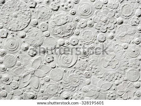 Oil Paint Art Texture White Like Stock Photo Royalty Free