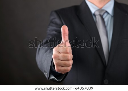 OK - stock photo