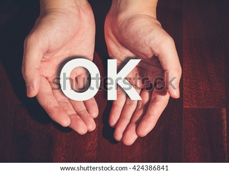 right hand shaking when writing a letter