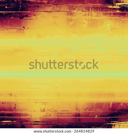 Old abstract grunge background, aged retro texture. With different color patterns: yellow (beige); purple (violet); cyan; pink