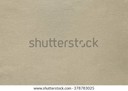 Old aged texture paper. Empty grunge vintage photo album page background, beige sepia - stock photo