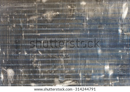 old air filter background - stock photo